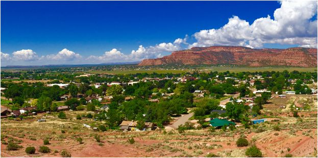Overlook on Kanab